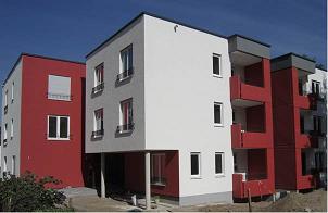 Eingangsseite Körnerstraße 8a